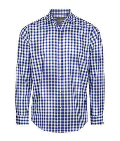 Mens Royal Oxford Long Sleeve Shirt
