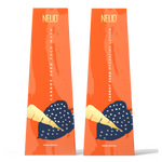 NEUD Carrot Seed Premium Face Wash & Hydrating Lotion Combo for Men & Women (300 ml Each)