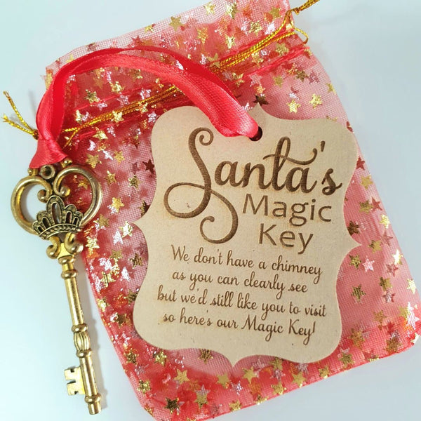 Magical Santa Key
