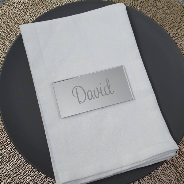wedding decor for tables place cards
