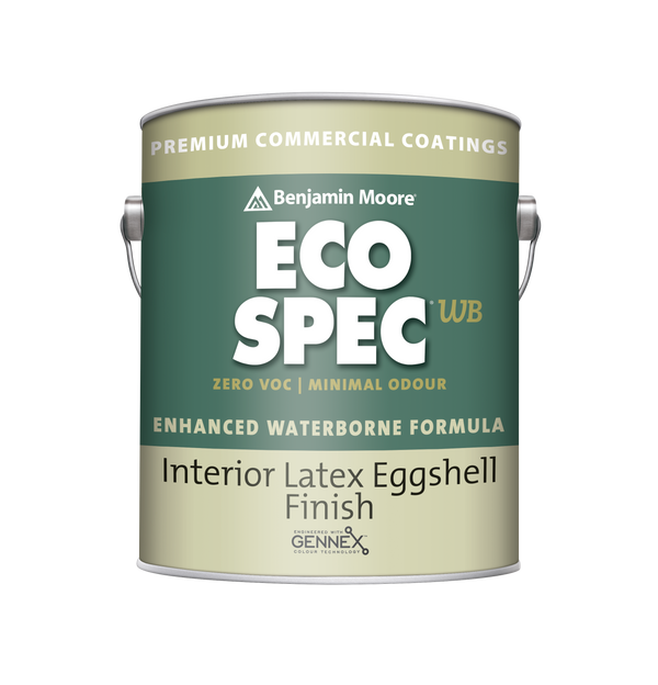 Eco Spec® WB Interior Paint