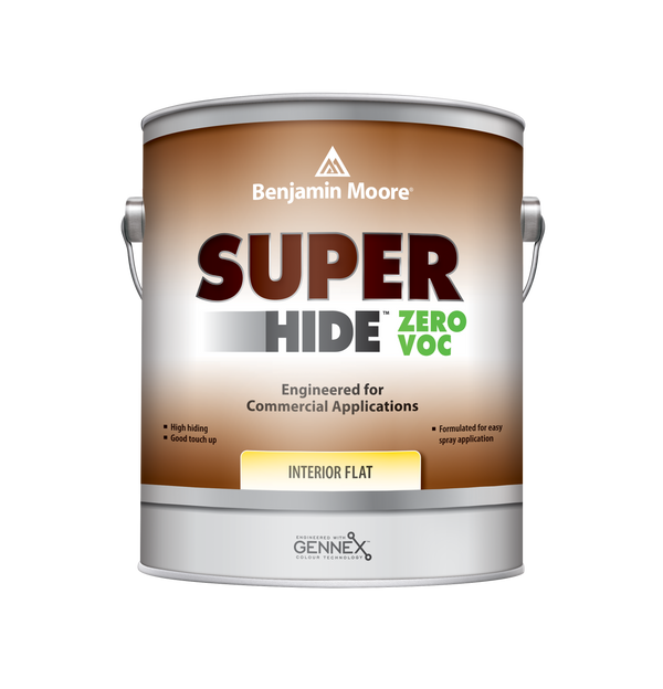 Super Hide® Zero VOC Interior Paint