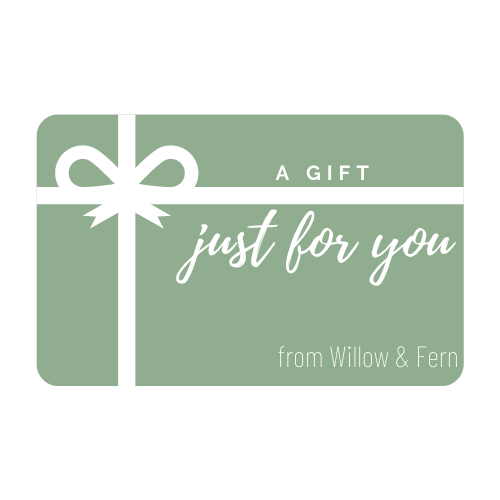 Willow & Fern Gift Card