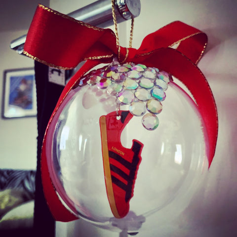 A tribute to London - Christmas Bauble - Preorder