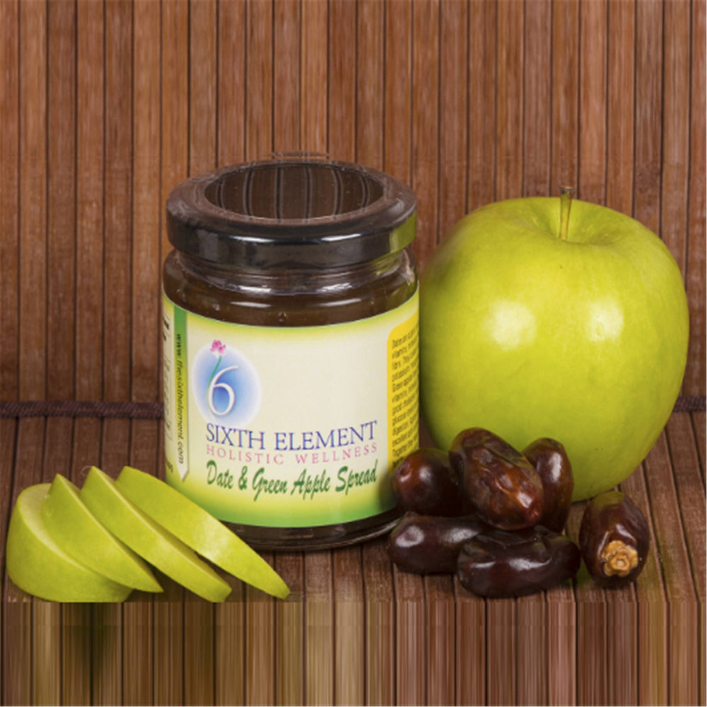 5 Lip-smacking Benefits of Date & Green Apple Spread