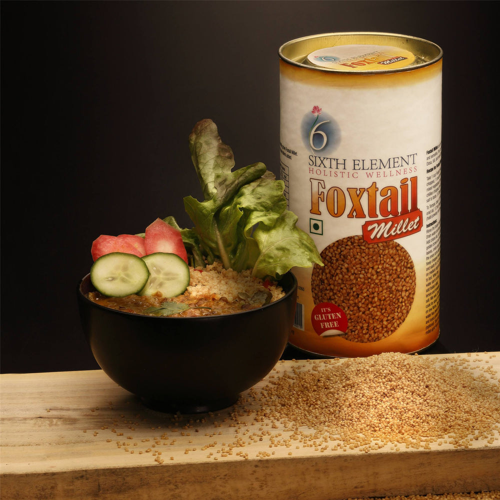 10 Reasons Why You Need Foxtail Millets In Your Life