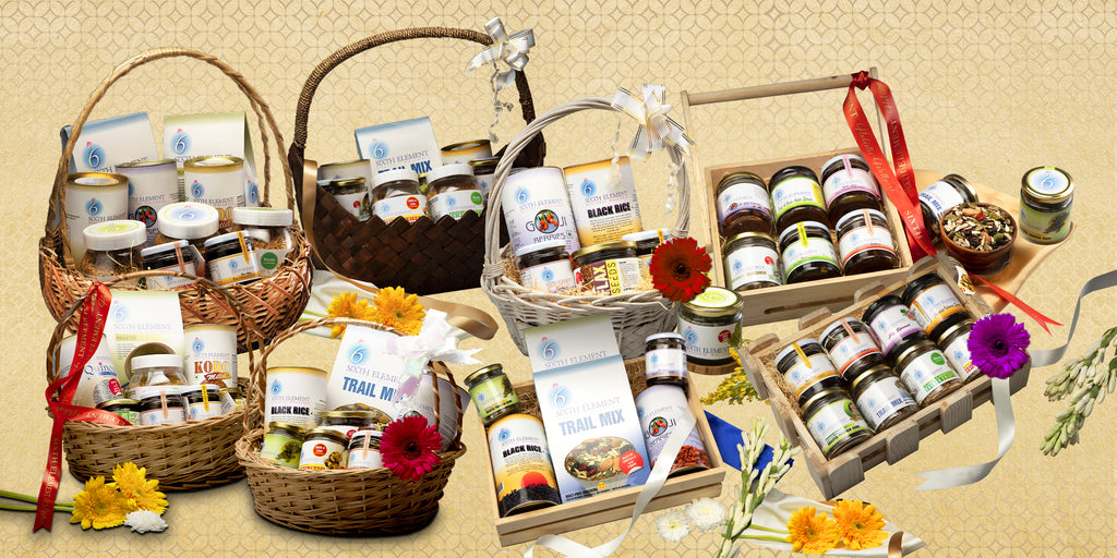 Customized Gift Hampers Available