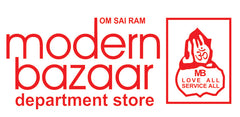 modern bazaar Logo | Sixth Element