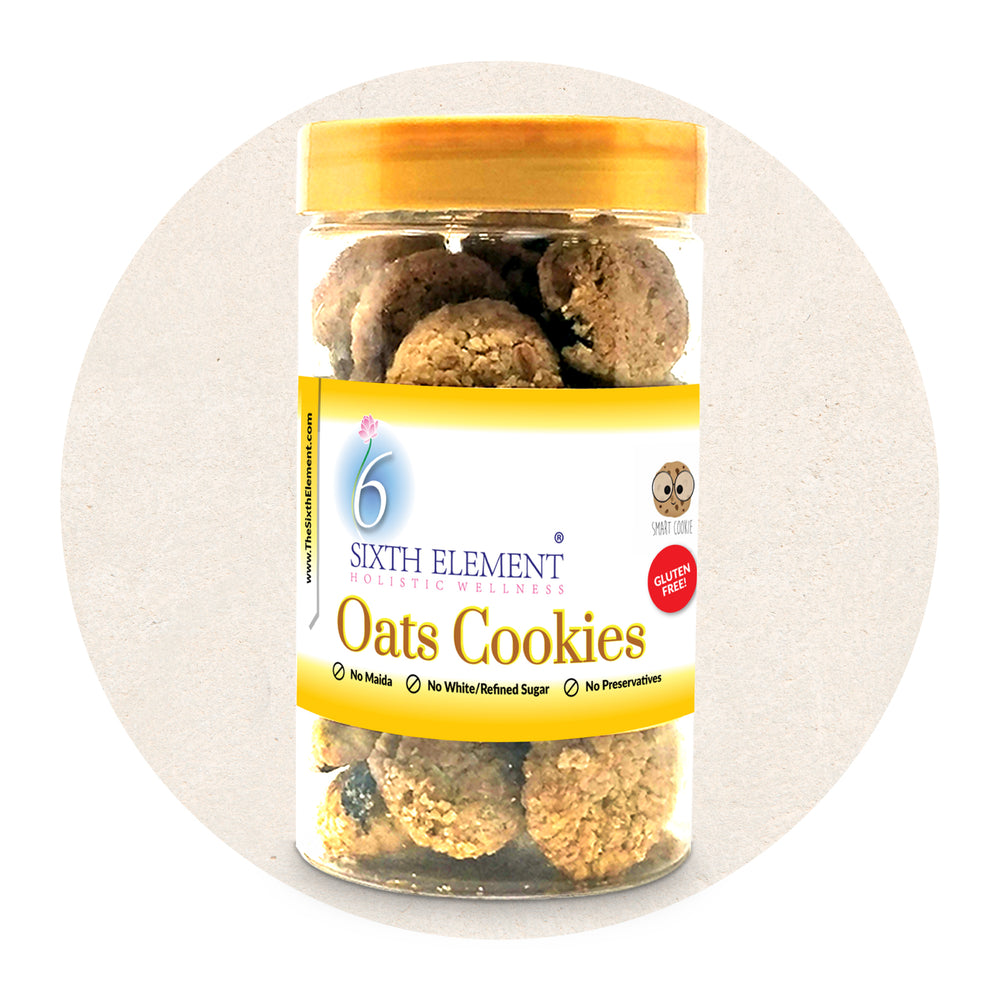 Load image into Gallery viewer, Oats Cookies | Sixth Element®