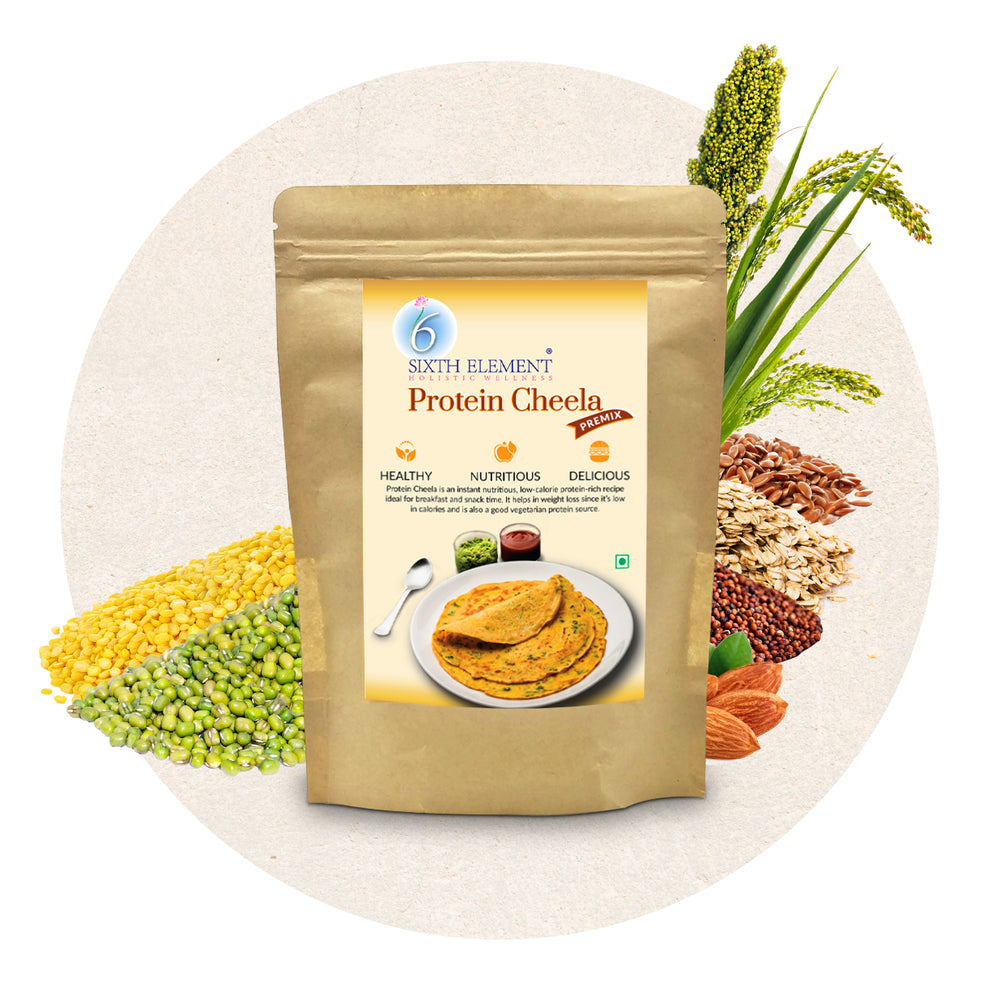 Protein Cheela Healthy Snacks
