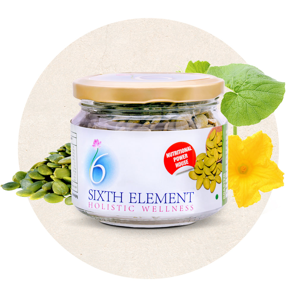 Pumpkin Seeds Salted - Sixth Element®
