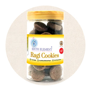 Load image into Gallery viewer, Ragi Cookies | Sixth Element®