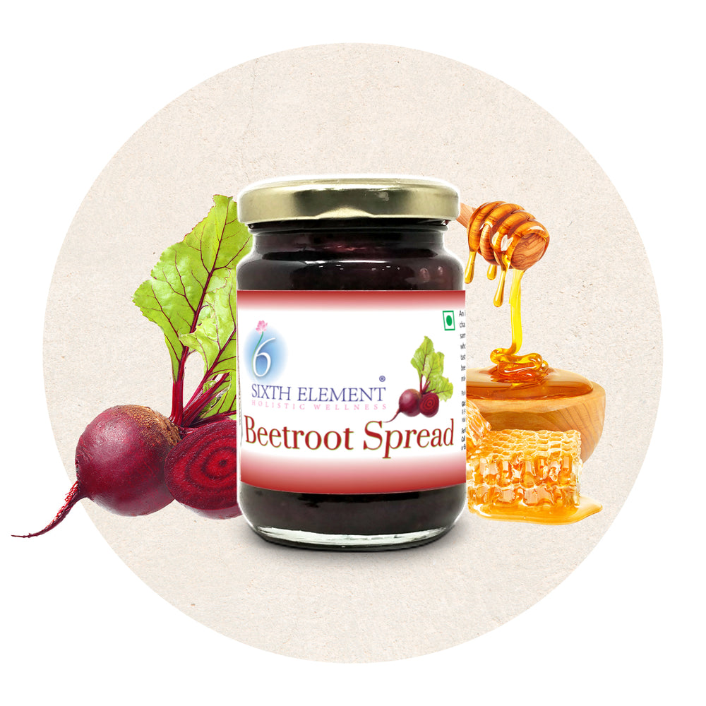 Beetroot Spread | Sixth Element®