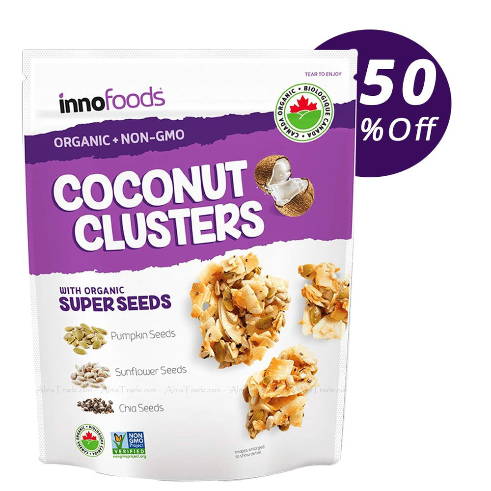 Coconut Clusters Energy Booster