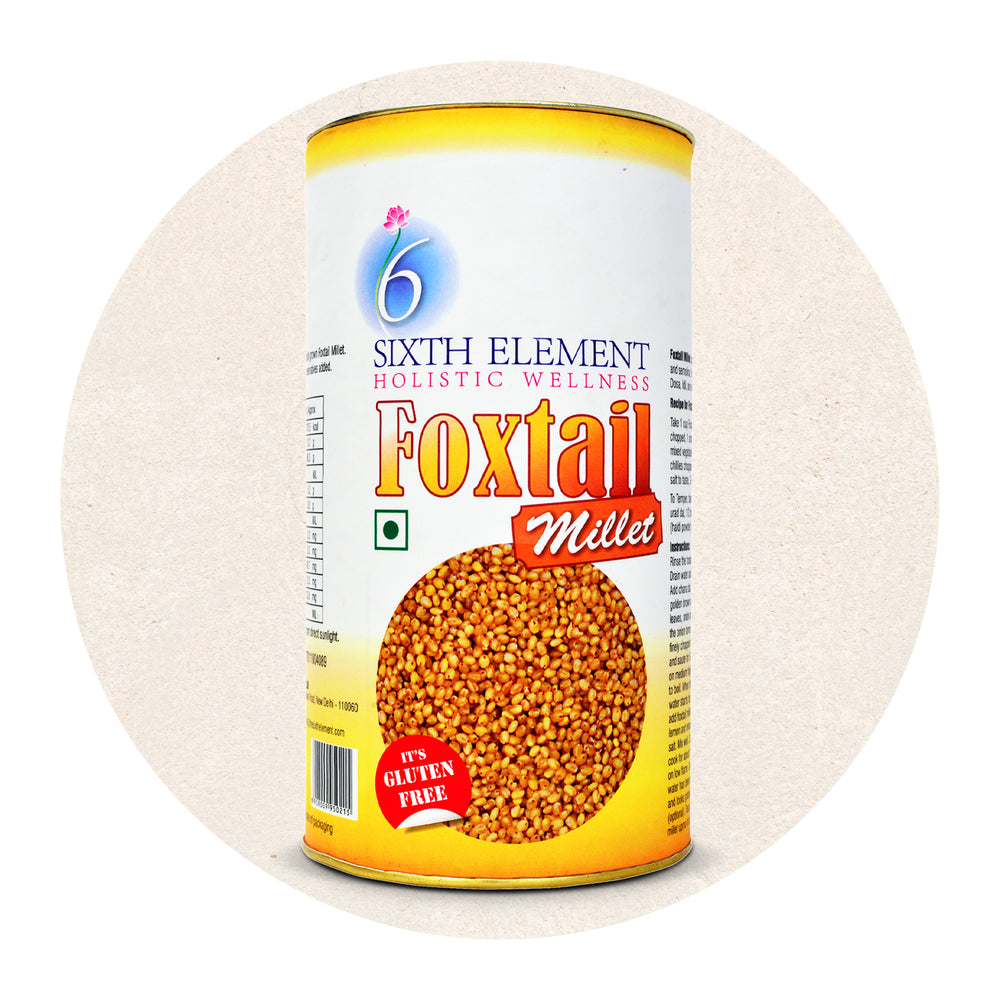 Foxtail Millet from Sixth Element