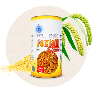 Load image into Gallery viewer, Foxtail Millet - Sixth Element®