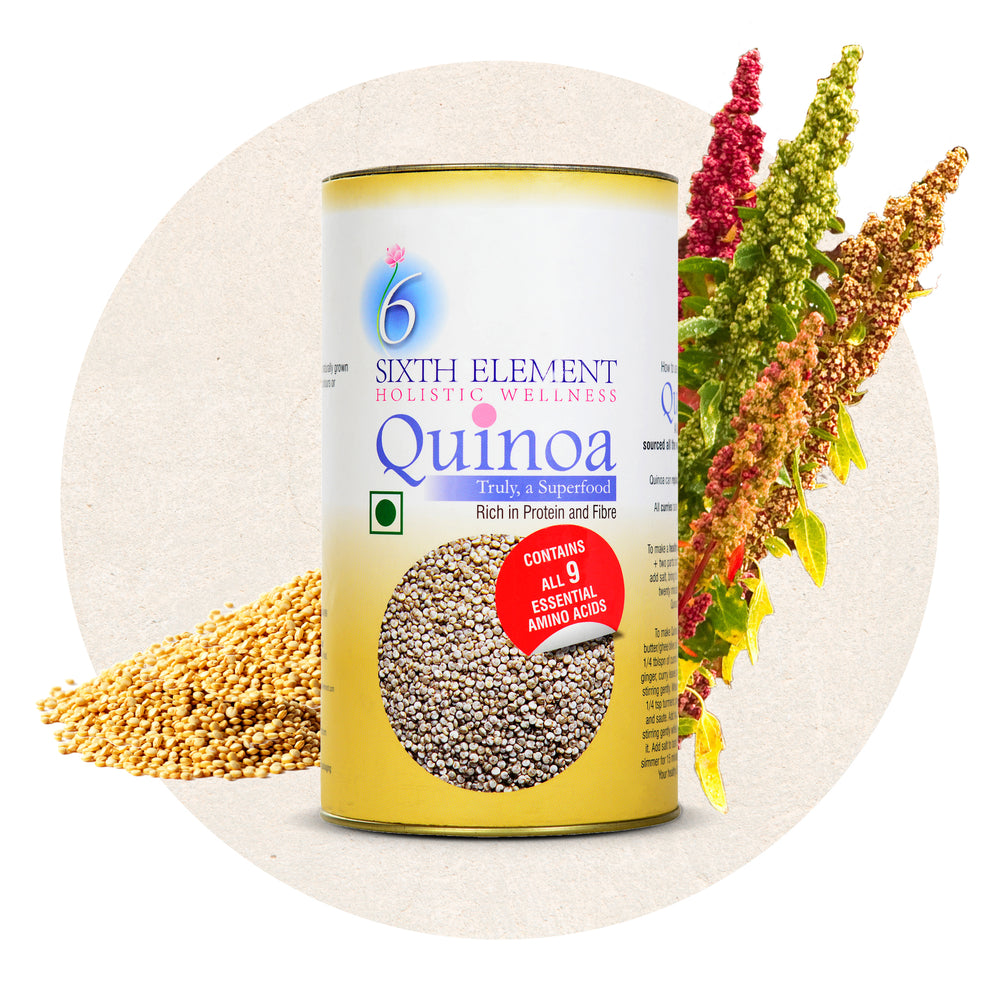 Quinoa Grains - Sixth Element®