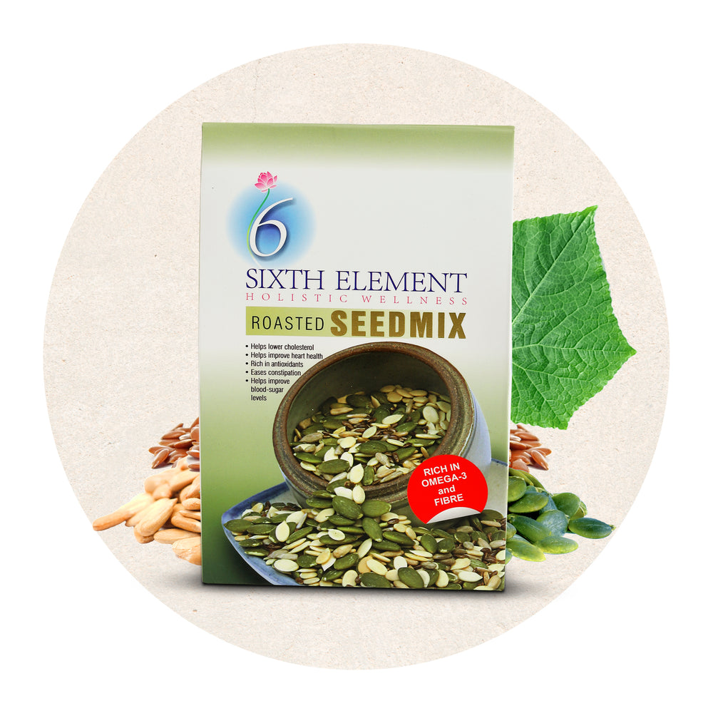 Roasted SeedMix - Sixth Element®