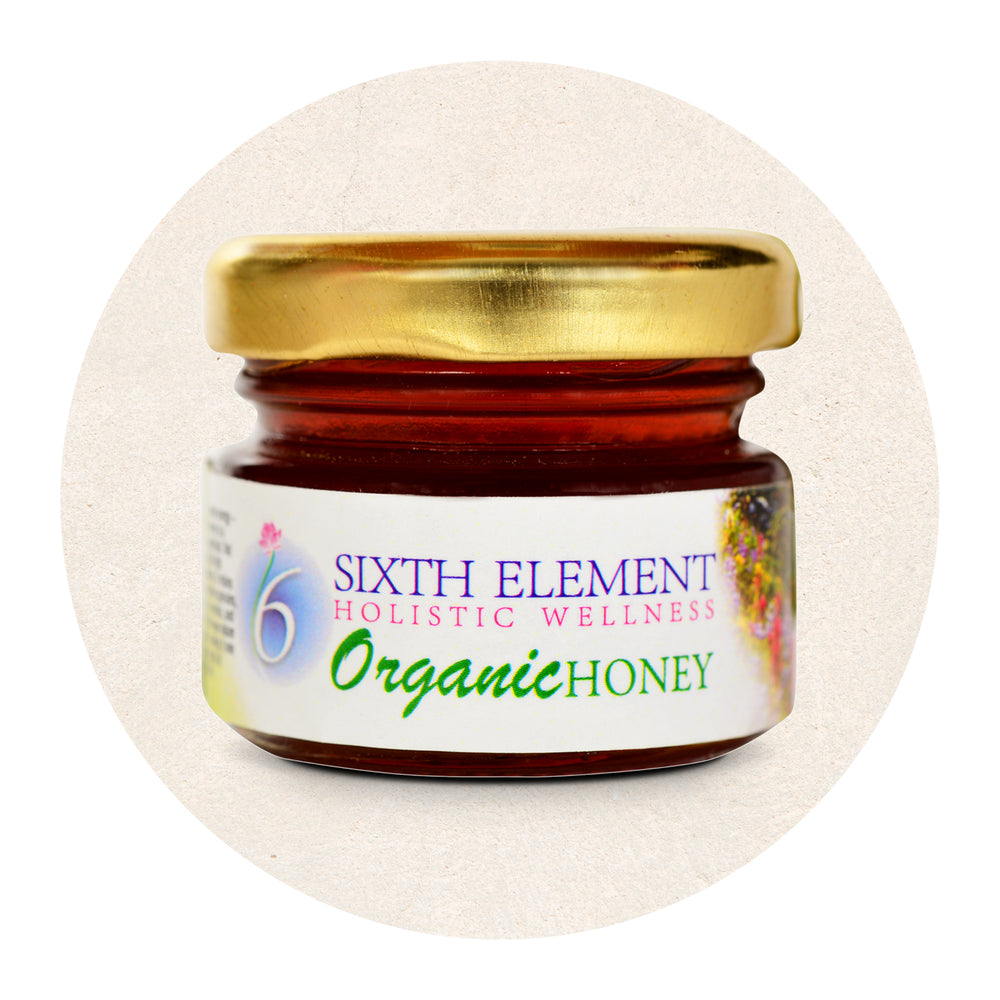 Organic Honey from Sixth Element