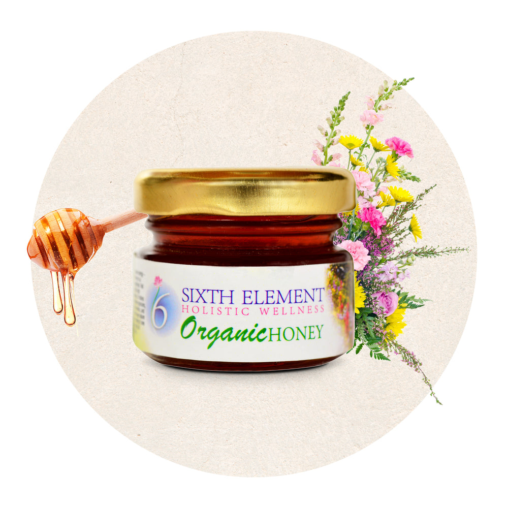 Honey Organic - Sixth Element®