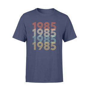 Year Of Birth Gift Best Gift For Birthday 1985 - Standard T-shirt