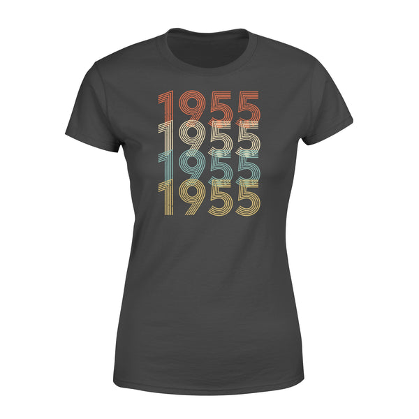 Year Of Birth Gift Best Gift For Birthday 1955 - Standard Women's T-shirt