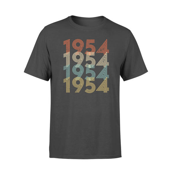 Year Of Birth Gift Best Gift For Birthday 1954 - Standard T-shirt
