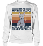 Thai Ridgeback I Hate Morning People  And Mornings And People