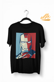 Iron man Cartoonish T-Shirt