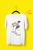 Sleeping Architect T-Shirt