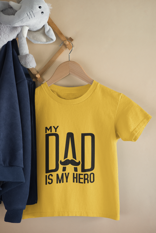 Dad is my Hero T-Shirt
