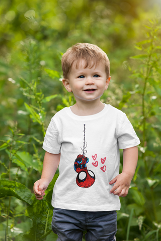 Little Spider Man T-Shirt