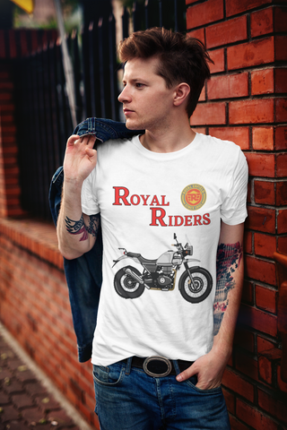 Royal Himalayan Riders T-Shirt