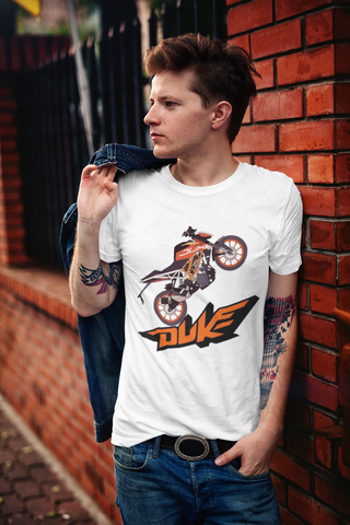 Duke Bike T-Shirt