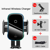 Wireless Phone Chargers Convenient for your Car.
