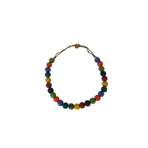 Multicolor Short Necklace