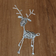 Load image into Gallery viewer, Wire Reindeer