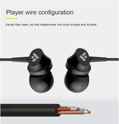 Extra Durable Earphone Wire
