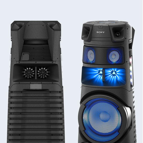 High-efficiency Tweeters will completely fill your venue