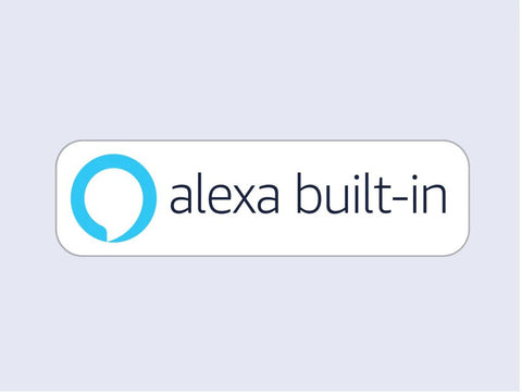 Amazon Alexa built in