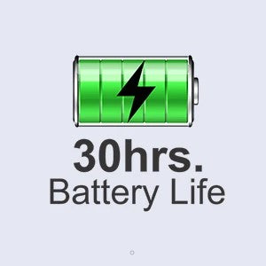 All day power and quick charging