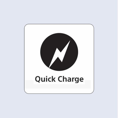 Quick charging when you're pressed for time