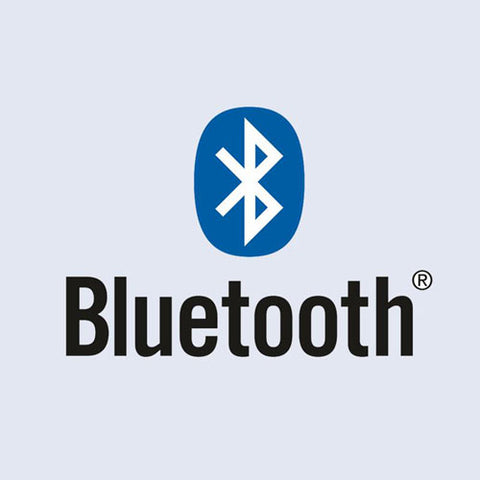 Enjoy wireless freedom with Bluetooth