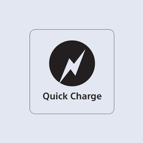 Power up with quick charge