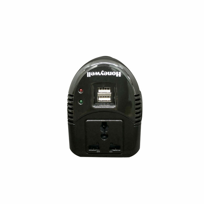 Honeywell Mobile Car Charger with 2 USB Ports Power 200