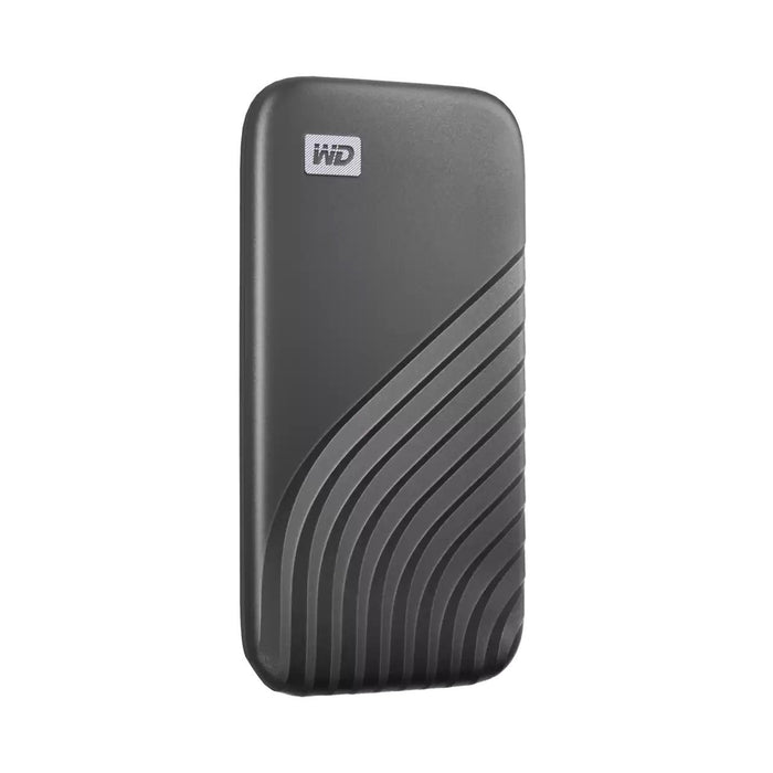 Western Digital WD My Passport 4TB SSD