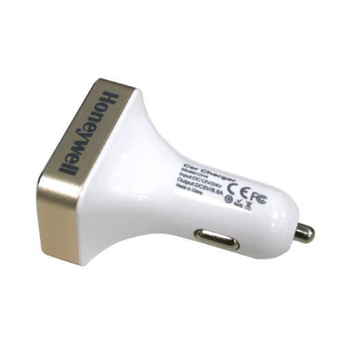 Honeywell Car Mobile Charger 6.8 Amp 4 USB Ports Platinum Series