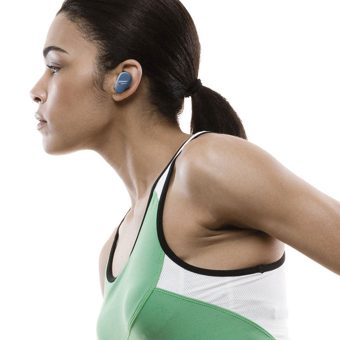 Sony WF-SP800N Truly Wireless Sports Noise Cancellation Extra Bass Bluetooth Earbuds with Mic