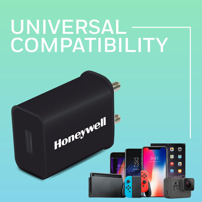 Honeywell Zest Charger – Black