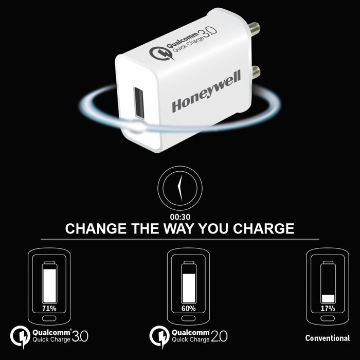Honeywell Zest Quick Mobile Charger 3.0